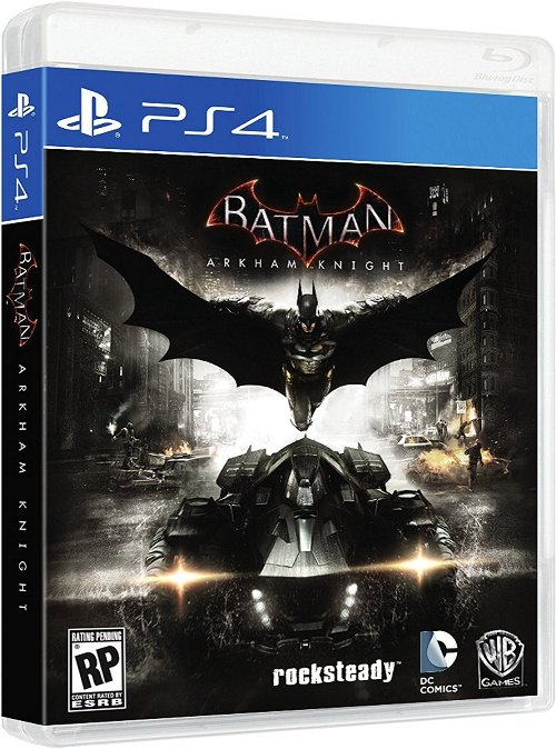 BATMAN: ARKHAM KNIGHT - PLAYSTATION 4 (PS4) (Rental)