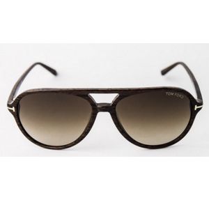 Tom Ford TF331 Aviator Brown Sunglasses