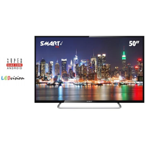 "Sankey 50"" LED Smart TV (Rent to Own)"