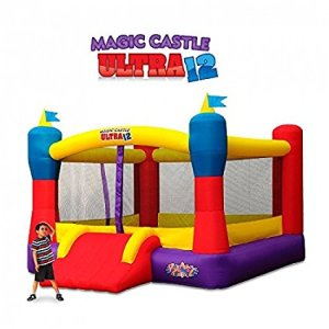 Magic Bouncy Castle (Bouncy Castle) (Rental) - 5 Hours