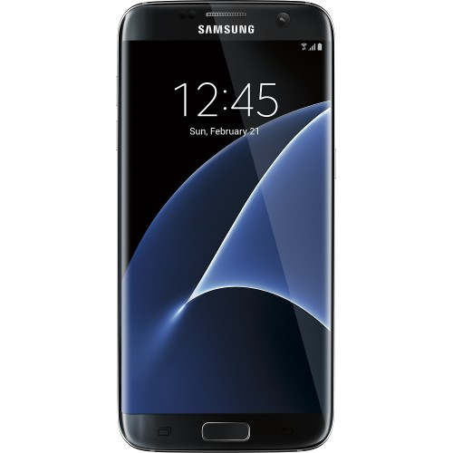 Samsung Galaxy S7 Edge 32GB Black Smartphone (Factory Unlocked)
