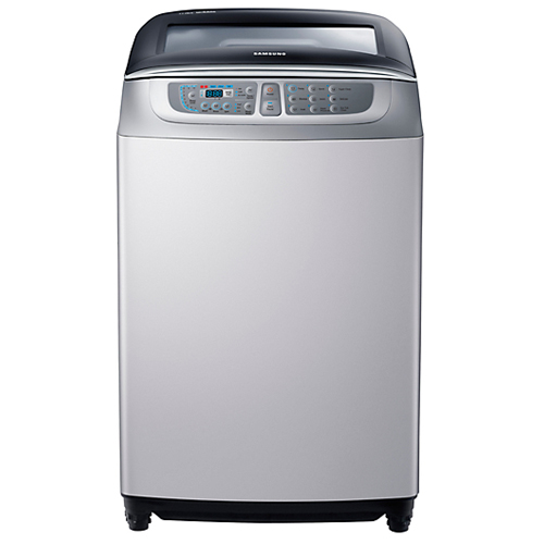 SAMSUNG WA12F Washing Machine - Top Loader with Air Turbo, 12 kg (Rent-to-Own)