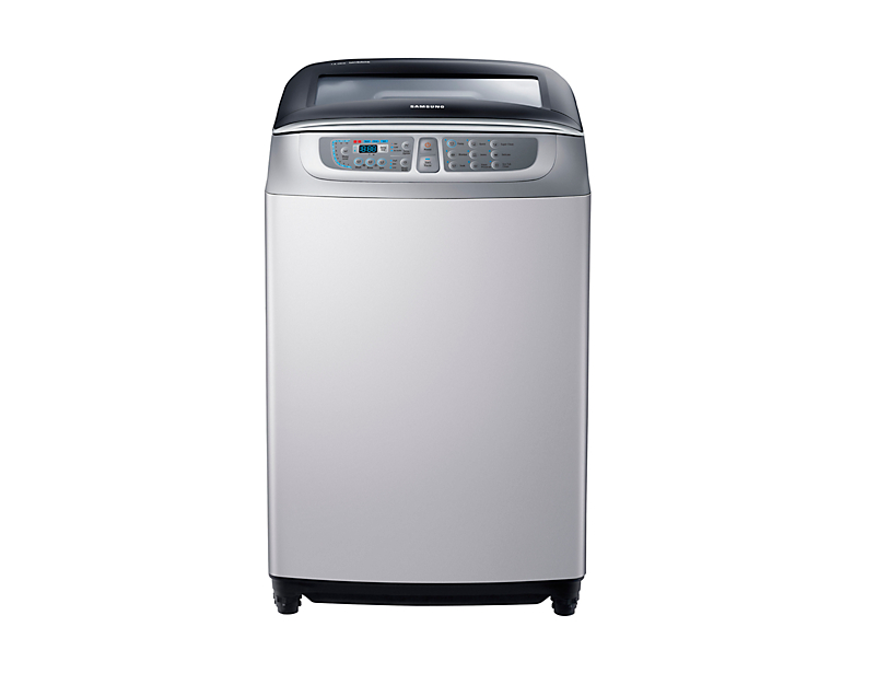 SAMSUNG WA14F5L4U Washing Machine - Top Loader with Digital Inverter Motor, 14 kg (Rent-to-Own)