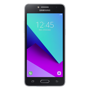 Samsung J2 PRIME Cell Phone (Black) (rent-to-own)