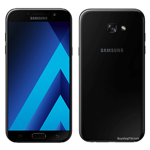 Samsung A7 2017 Cell Phone (Black) (Rent-To-Own)