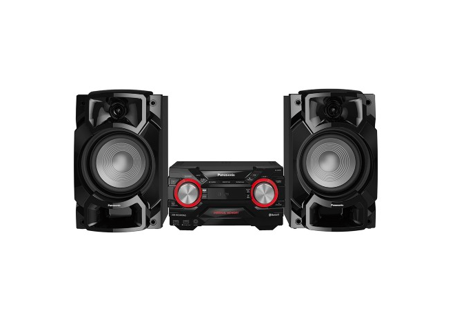 Panasonic SC-AKX440PNK - 650W/RMS - Bluetooth Stereo Music System (Rent-to-Own)