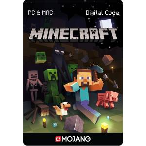 Minecraft for PC/Mac [Online Game Code] Gift Card
