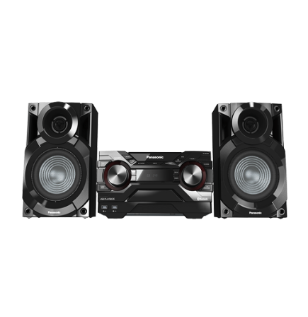 Panasonic SC-AKX220PNK / 450Watts Music System Stereo (Rent-to-Own)