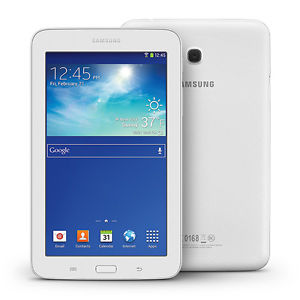 "Samsung Galaxy Tab 3 Lite 7"" Tablet 8GB Cream White (Rent-To-Own)"