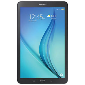 "Samsung Galaxy Tab E 9.6"" 16GB Black (Rent-To-Own)"