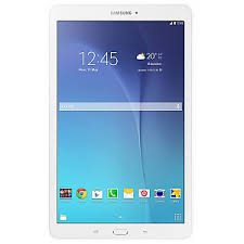 "Samsung Galaxy Tab E 9.6"" 3G 8GB White (Rent-To-Own)"