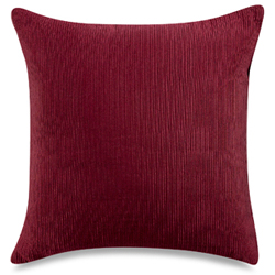 Wesley Decorative Toss Pillows (Sets of 2) - Red