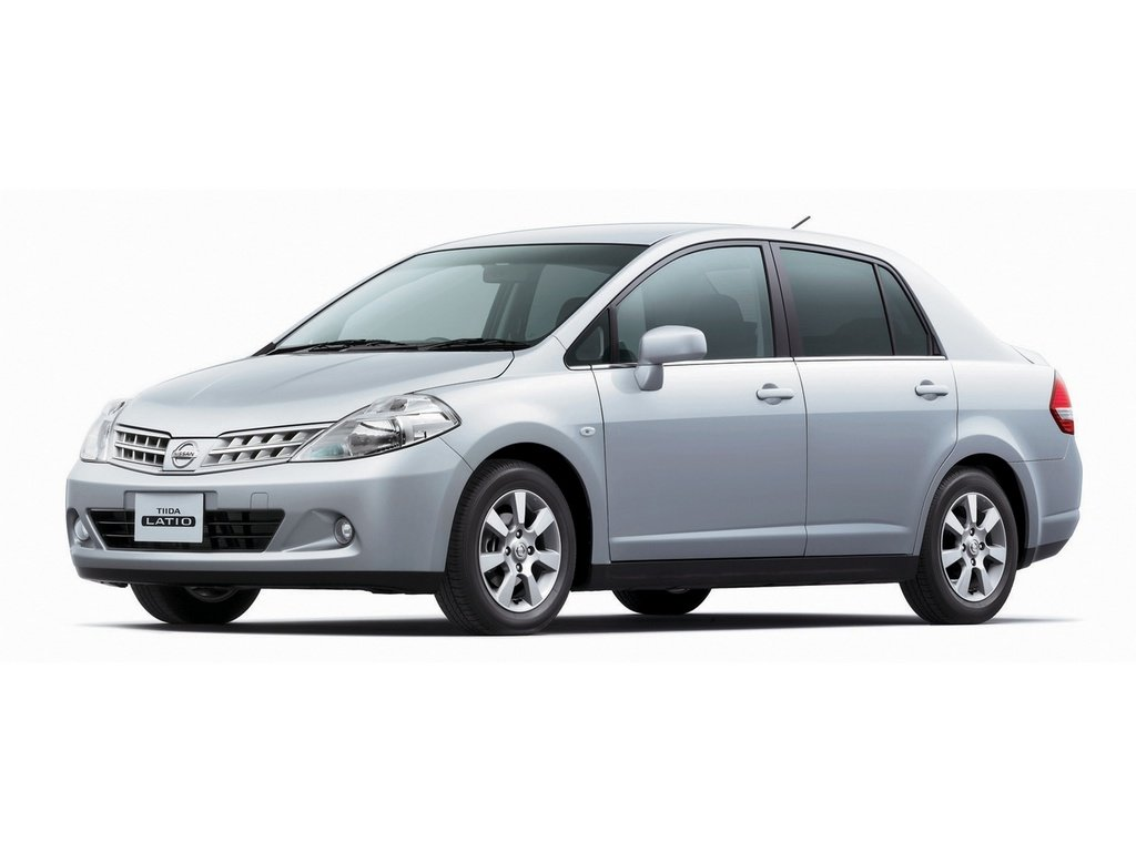 Nissan Tiida Latio (2014) (Lease-to-Own)