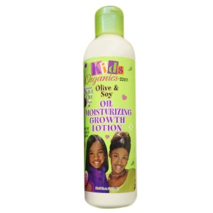 Kids Organics Oil Moisturizing Growth Lotion