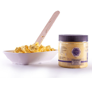 Buttered Up Saffron and Sandal Wood Face and Body Scrub