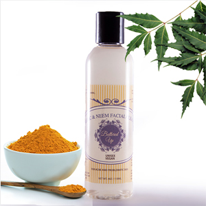 Buttered Up Tumeric and Neem Facial Cleanser