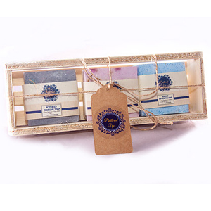 Buttered Up Body Soap Gift Set