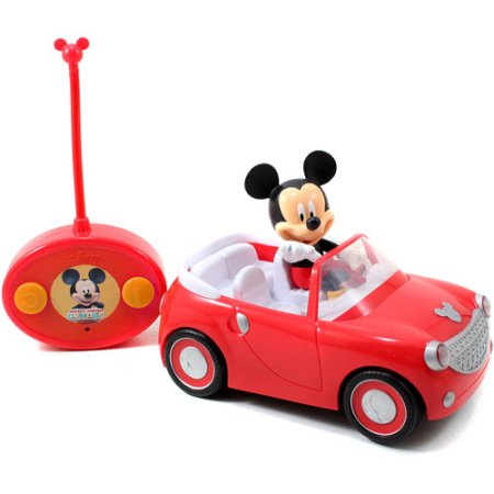 Disney Mickey Mouse Radio Control Roadster R/C
