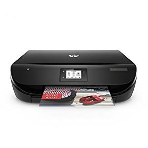 HP DeskJet 4535 All-in-One Wireless Color Ink Printer (Black) (Rent to Own)