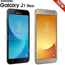 "Samsung Galaxy J7 Neo (16GB) J701M/DS - 5.5"", Android 7.0, Dual SIM Unlocked Smartphone, International Model (Silver)"