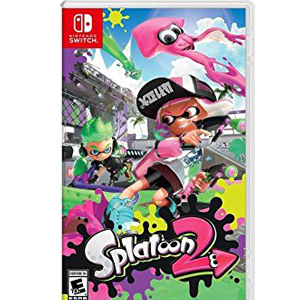 Splatoon 2 - Nintendo Switch Nintendo (RENT)