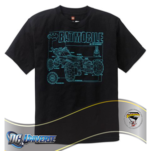 Batmobile Tee (T-Shirt)