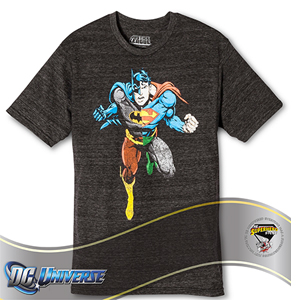 Justice League Mashup Tee (T-Shirt)