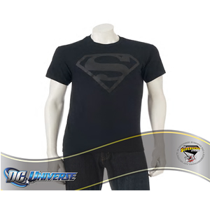Superman Blackout Tee (T-Shirt)