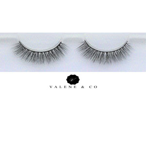 Valene & Co. Premium Slik Eyelashes - Style - Doll Eyes