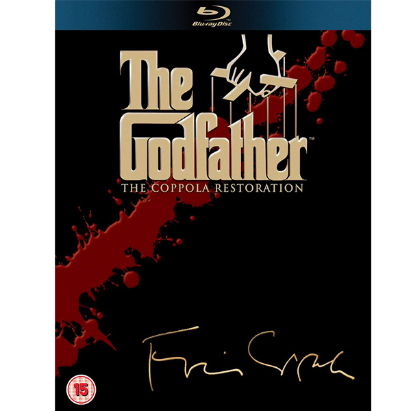 The Godfather: The Coppola Restoration Gift Set (The Godfather / The Godfather Part II / The Godfather Part III) BLURAY