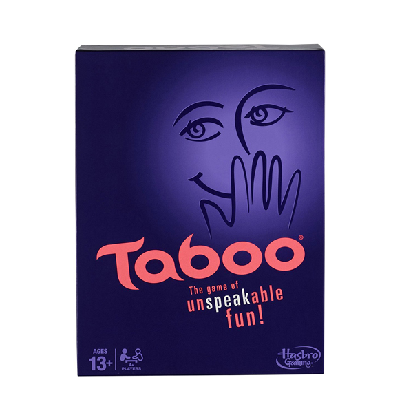 Taboo Board Game  (RENT)