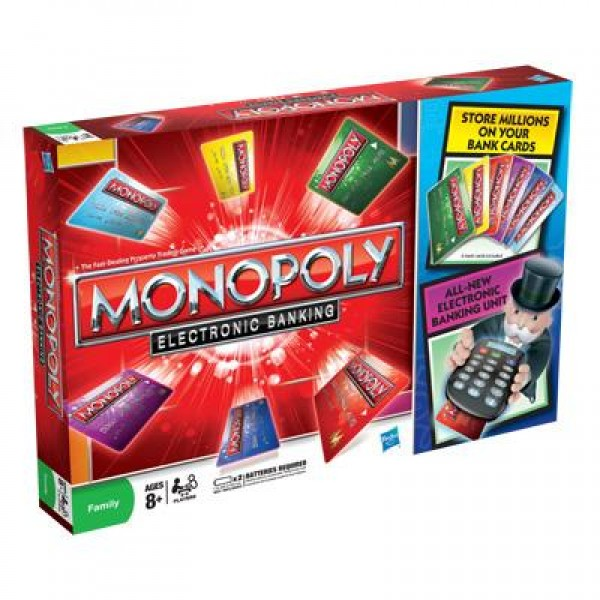 Monopoly Electronic Banking  (RENT)