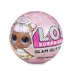 L.O.L. Surprise! Glam Glitter Series Doll with 7 Surprises