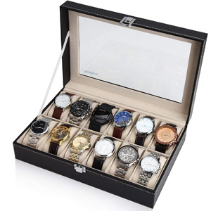 WATCH CASE ORGANIZER