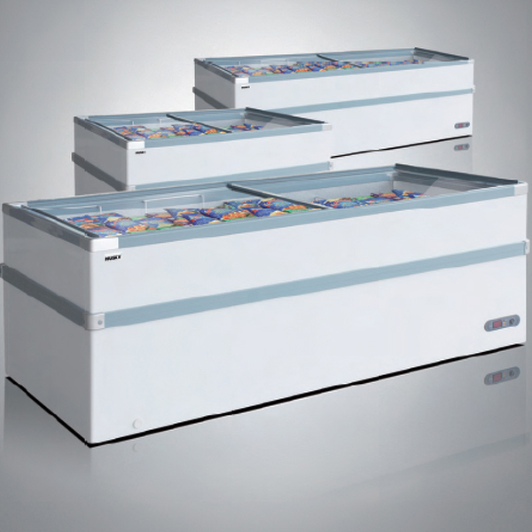 Jumbo chest freezers 1.5 m (RENT)