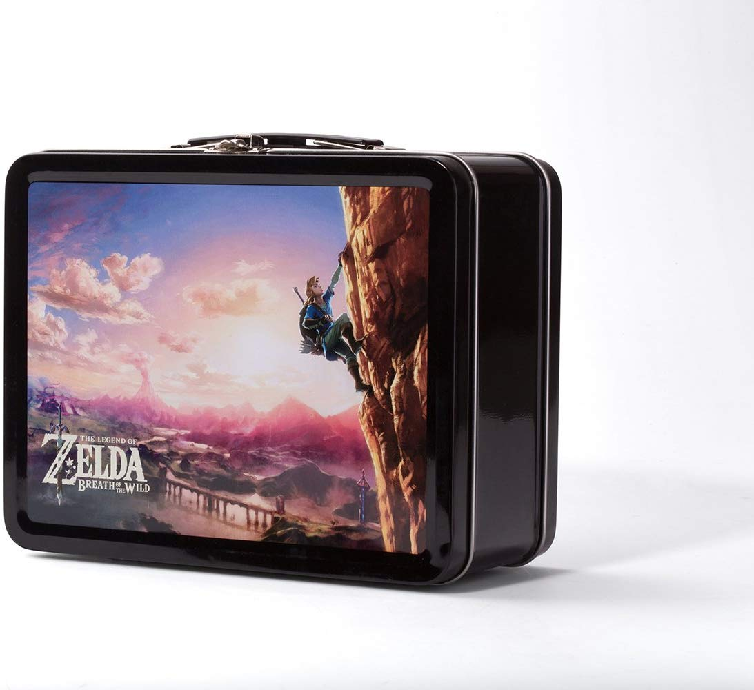 Legend of Zelda Breath of the Wild Lunchbox, Climbing Link Edition