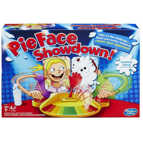 Pie Face Showdown Game (RENT)