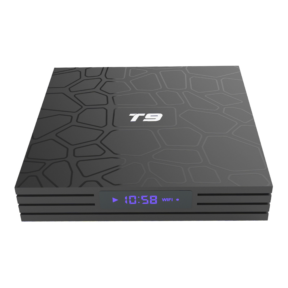 T9 Android TV Box 4GB, 32GB Android 8.1