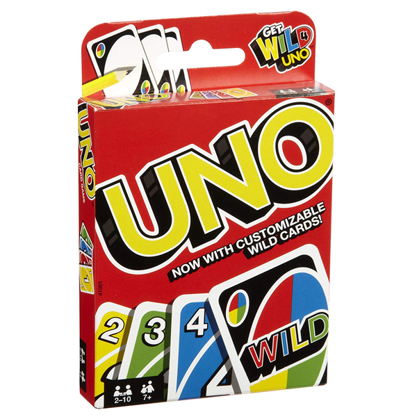 Uno Card Game (RENT)