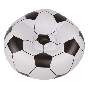 Bestway Inflatable Lounge Chair Soccer Ball Chair