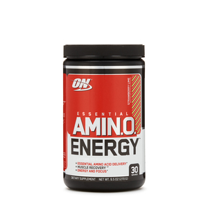 OPTIMUM NUTRITION ESSENTIAL AMIN.O. ENERGY (STRAWBERRY LIME) (30 SERVINGS)
