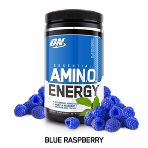 OPTIMUM NUTRITION ESSENTIAL AMIN.O. ENERGY (BLUE RASPBERRY) (65 SERVINGS)