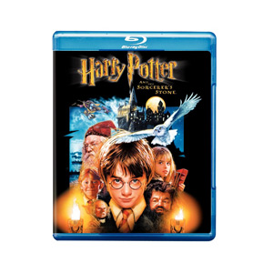 Harry Potter And The Scorcerer\'s Stone [Blu-ray]