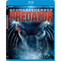 Schwarzenegger Predator Ultimate Hunter Edition [Blu-ray]