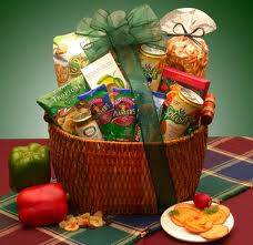 Gift Basket - (Medium Mixed/Non-Perishable)