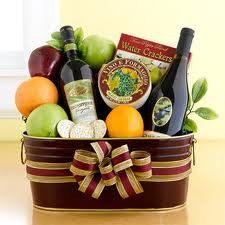 Gift Basket (Medium - House Warming)