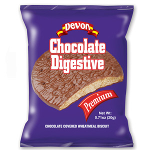 Devon Chocolate Digestive
