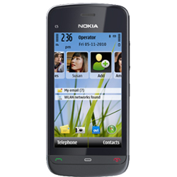 Nokia C5-03 (Cell Phone)