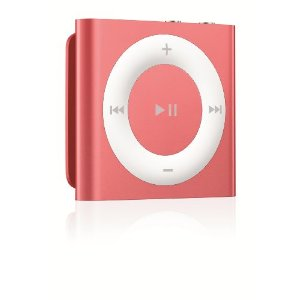Apple iPod shuffle 2GB Red (4th Generation) NEWEST MODEL