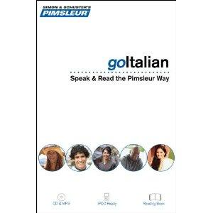 goItalian: Speak and Read the goPimsleur Way by Pimsleur, goPimsleur